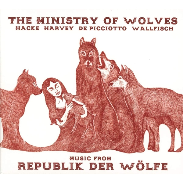 The Ministry Of Wolves - Music From Republik Der W?fe Vinyl