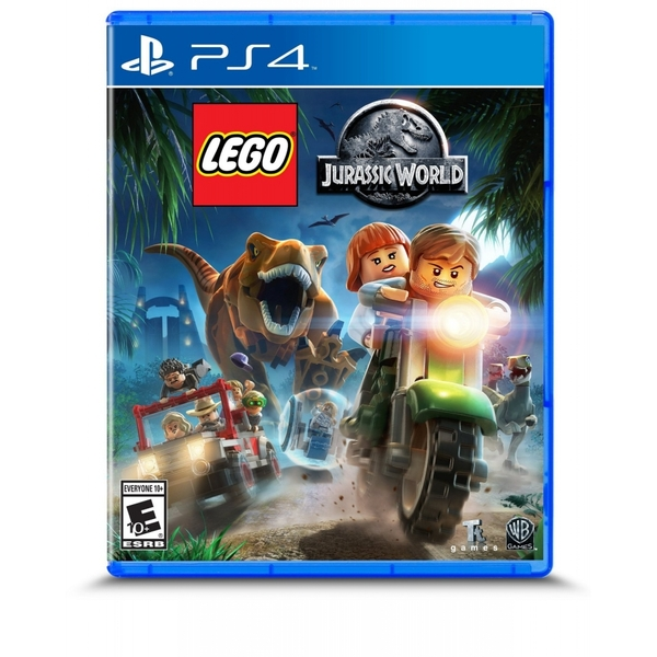 Lego Jurassic World Game PS4