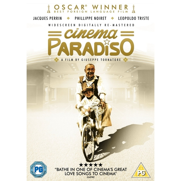 Cinema Paradiso - 25th Anniversary DVD