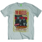The Beatles Hamburg 1962 Poster Mens TS: Small