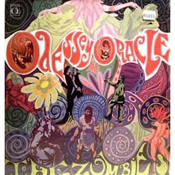 The Zombies ‎– Odessey And Oracle Vinyl