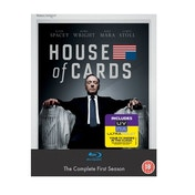 House of Cards Series 1 Blu-ray & UV Copy