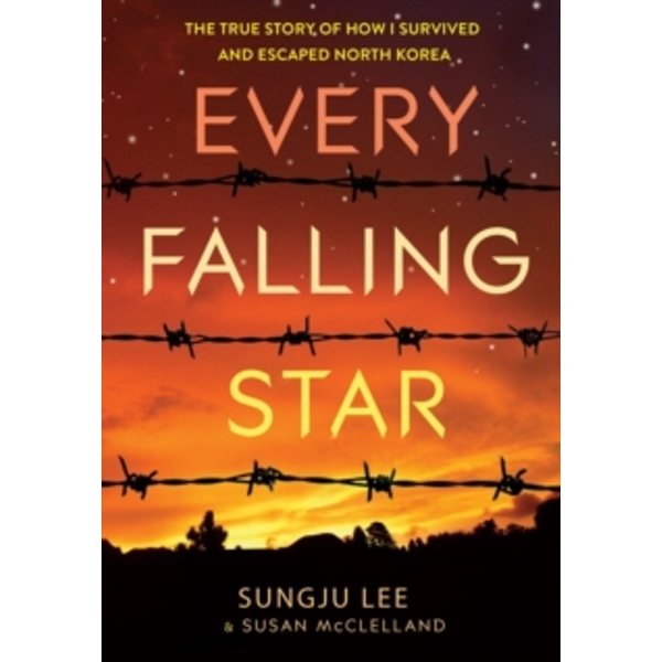 Every Falling Star (UK edition): The True Story of How I Survived by Sungju Lee (Paperback, 2016)
