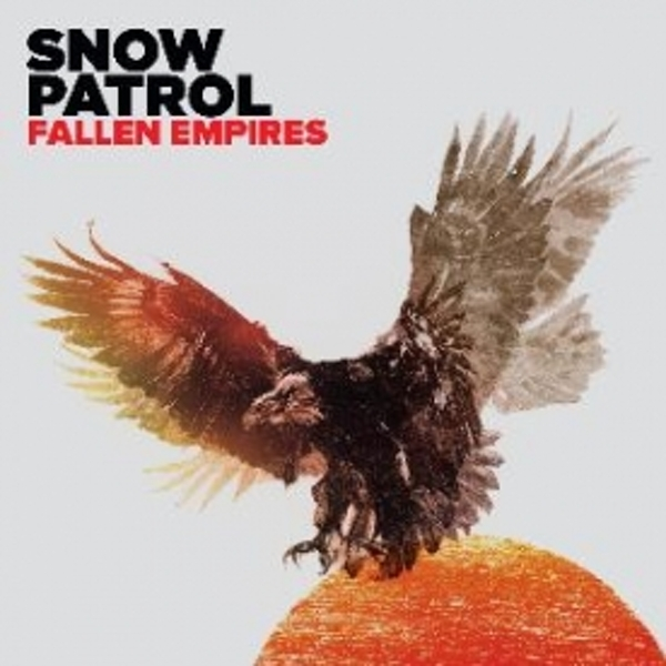 Snow Patrol Fallen Empires CD