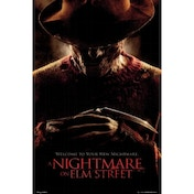 Nightmare on Elm Street One Sheet Maxi Poster