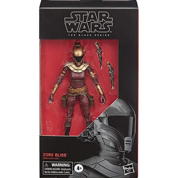Zorii Bliss Berlin Leader (Star Wars) The Black Series Action Figure
