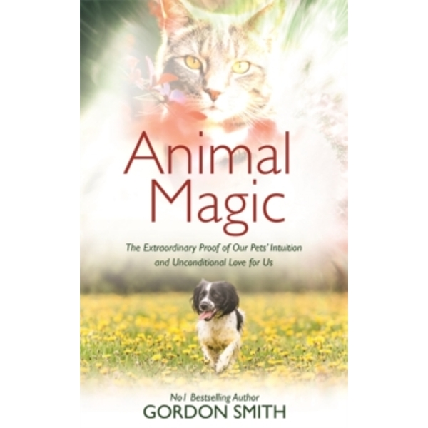 Animal Magic : The Extraordinary Proof of Our Pets' Intuition and Unconditional Love for Us