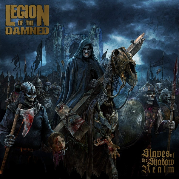 Legion Of The Damned - Slaves Of The Shadow Realm Vinyl