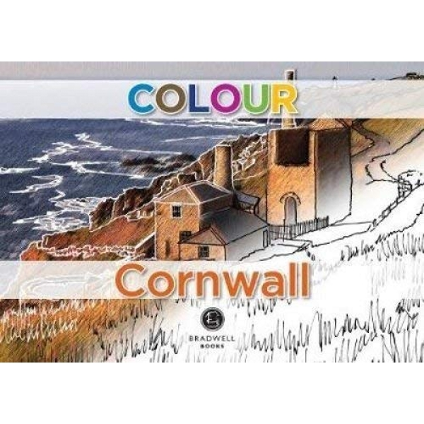 Colour Cornwall  Paperback / softback 2018