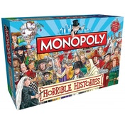 Horrible Histories Monopoly