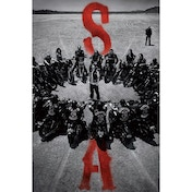 Sons Of Anarchy Circle Maxi Poster