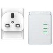 D-Link PowerLine AV 500 HD Starter Kit UK Plug