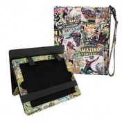 Marvel Comics Style iPad Case and Stand for Ipad 2, 3 and 4