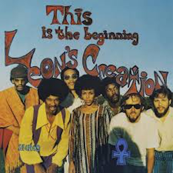 Leon's Creation ‎– This Is The Beginning Vinyl