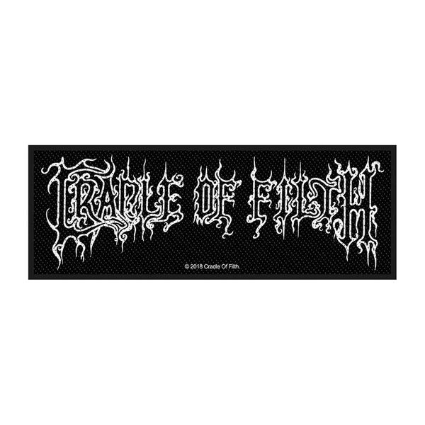 Cradle Of Filth - Logo Standard Patch