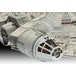 Han Solo Millenium Falcon (Star Wars) 1:72 Revell Level 3 Model Kit - Image 3