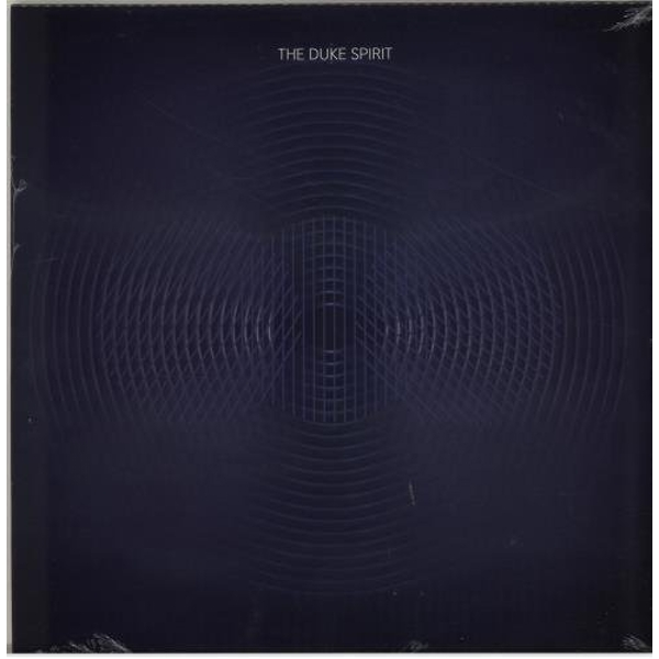 The Duke Spirit - Blue And Yellow Light - Remix EP Vinyl