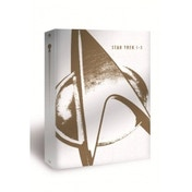 Star Trek I - X Limited Collector's Edition Blu-ray