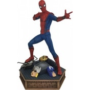 Spider-Man (Spider-Man Homecoming) Premier Collection Statue