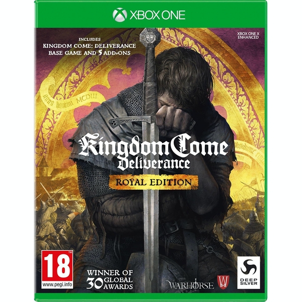 Kingdom Come Deliverance Royal Edition Xbox One Game - Image 1