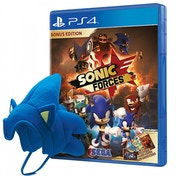 Sonic Forces Bonus Edition + Sonic Hat PS4 Game