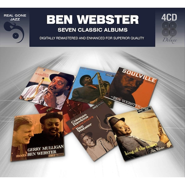 Ben Webster - Seven Classic Albums CD