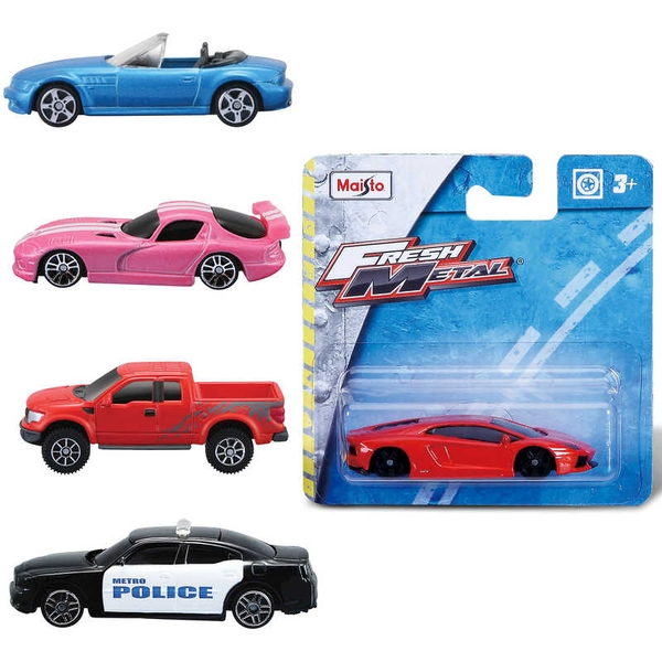 Fresh Metal Toy Cars (1 At Random)