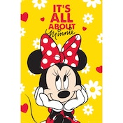 It's All About Minnie Mouse  Maxi Poster