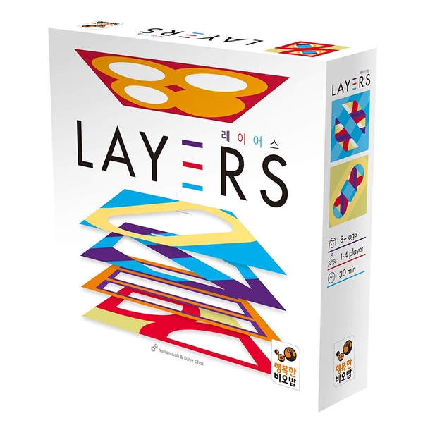 Layers Board Game