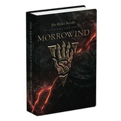Elder Scrolls Online: Morrowind Collectors Edition Guide Hardcover