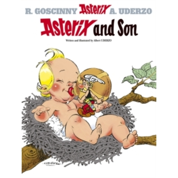 Asterix and Son: Album by Albert Uderzo, Rene Goscinny (Paperback, 2001)