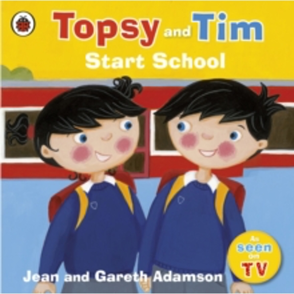 Topsy and Tim: Start School by Jean Adamson (Paperback, 2009)