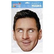 Lionel Messi Party Mask