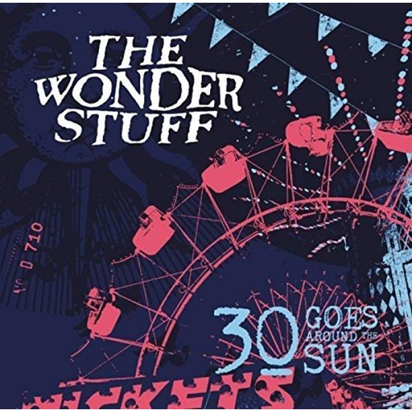 The Wonder Stuff - 30 Goes Around The Sun Vinyl