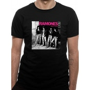Ramones - Rocket To Russia Men's Large T-Shirt - Black