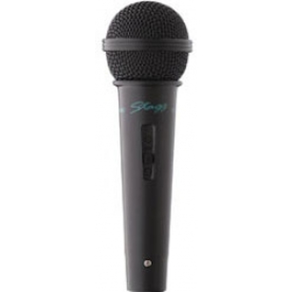 Stagg MD500BKH General Purpose Dynamic Microphone with Cable