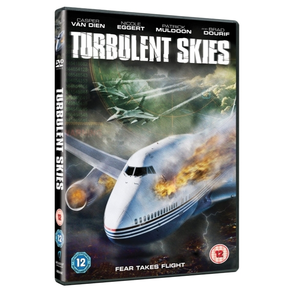 Turbulent Skies DVD