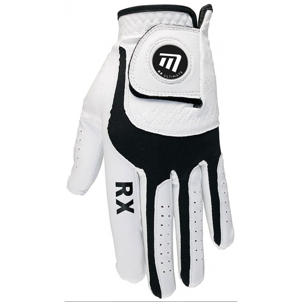 Masters Mens RX Ultimate Golf Glove LH  Medium/Large  White