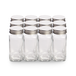 Spice Jars with Shaker Lids - Set of 12 | M&W - Image 2
