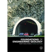 Foundations of Engineering Geology by Tony Waltham (Paperback, 2009)
