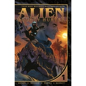 Alien Bounty Hunter: Volume 1