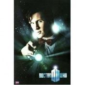 Doctor Who The Eleventh Doctor Maxi Poster