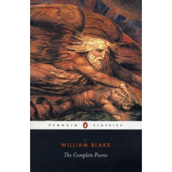 The Complete Poems by William Blake (Paperback, 1977)