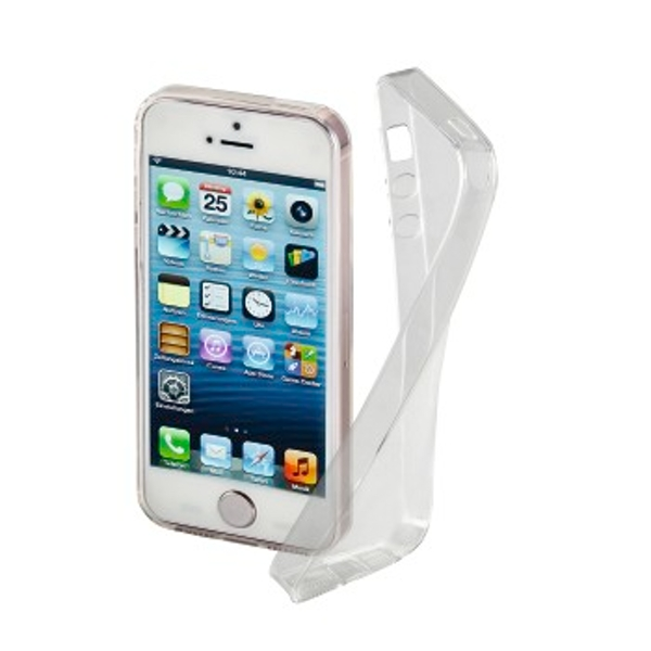 "Hama ""Clear"" Cover for Apple iPhone 5/5s/SE, transparent"