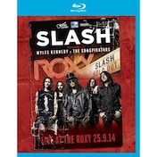 Live At The Roxy 25.9.14 Blu-ray