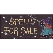 Spells For Sale Pack Of 12