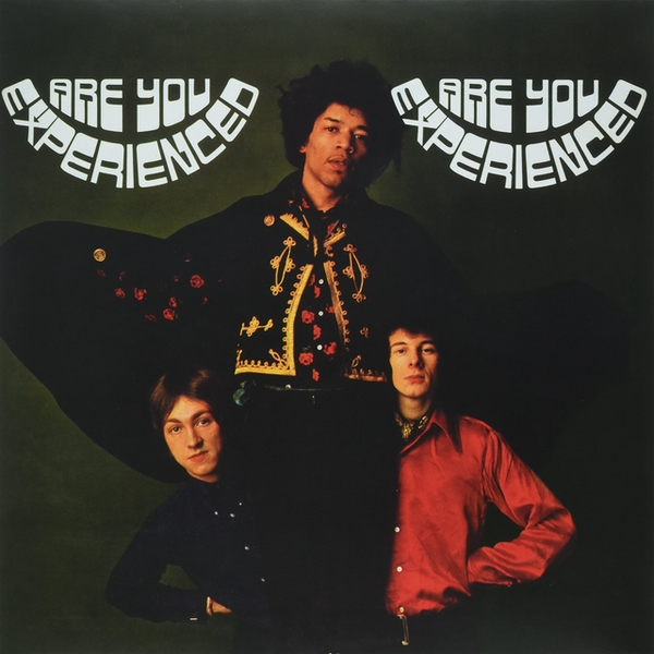 Jimi Hendrix Experience - Are You Experienced Vinyl