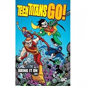 Teen Titans Go!  Bring It On (New Edition)