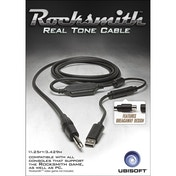 Ex-Display Rocksmith Real Tone Cable PS3 & Xbox 360 Used - Like New
