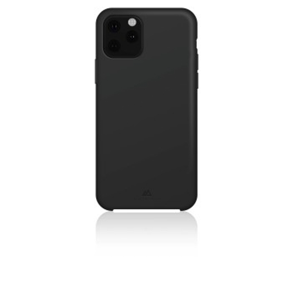 Black Rock Fitness Case for Apple iPhone 11 Sport Sweat-Resistant Silicone Cover Thin Non-Slip (Black)